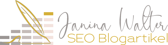 Janina Walter | SEO Blogartikel